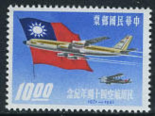 Civil aviation 1v; Year: 1961