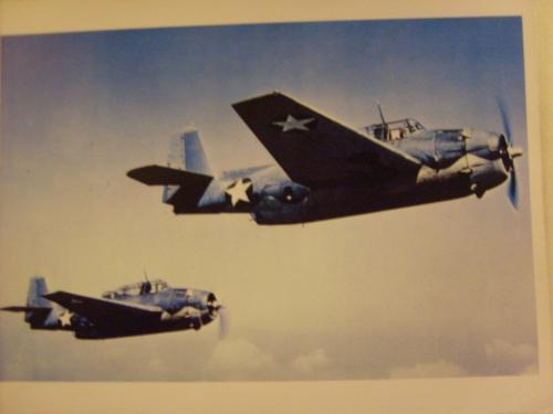 Grumman WW2 TBF ( Torpedo Bomber Fighter)