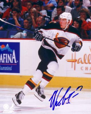 Ilya Kovalchuk autographed Atlanta Thrashers 8x10 photo