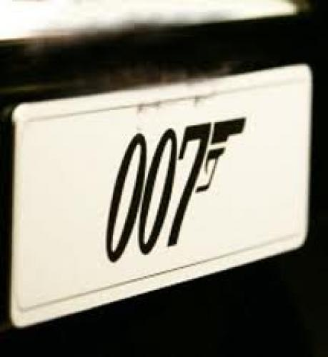 Memorabilia; James Bond The Movie