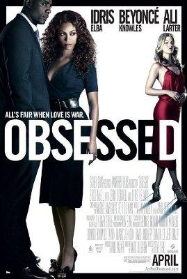 Obsessed mini movie poster (Beyonce Knowles &amp; Ali Larter)