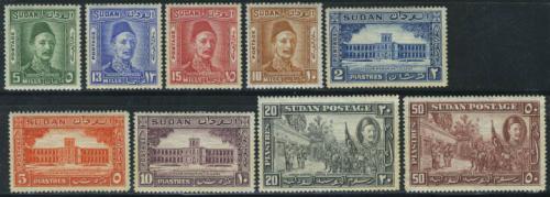 Gen. Gordon 9v; Year: 1935