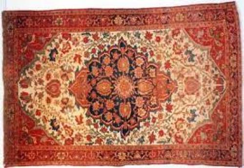 Antiques; Malayer, 1960-80 ŠWorldwide Rug