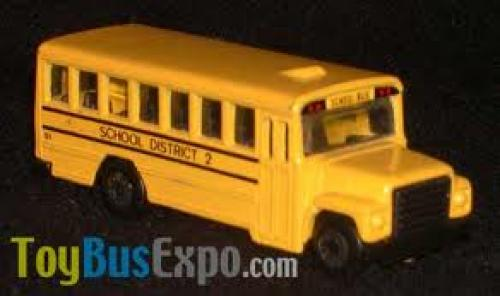 US School Bus-yellow