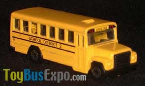 US School Bus-yellow