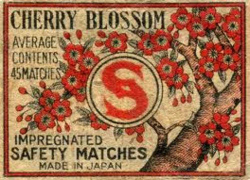 Matchboxes; Japan