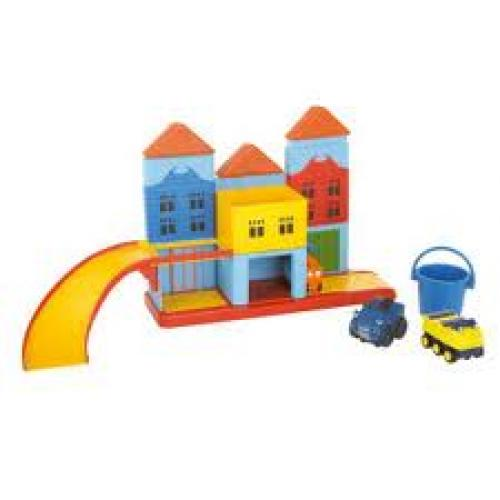 Bob the Builder; Bobland Bay Bath Toy