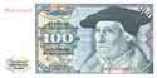 Germany,  Federal   Republic; 100 Deutsche Mark; Issue of 1980