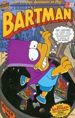 Comics; Futurama-Simpsons Crossover