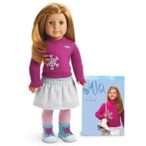 Mia St. Clair (doll) - American Girl Dolls