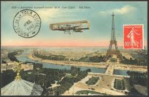 Moody's Vintage Collectible Foreign Postcards ~ France