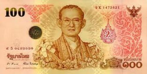 Banknotes; Thailand Banknotes Pick New 100 Baht 2011