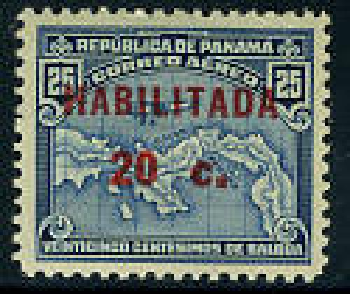 Habilitada 1v; Year: 1932