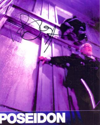 Richard Dreyfuss autographed Poseidon 8x10 photo