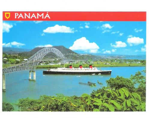 POSTCARDS PANAMA
