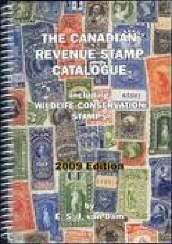 Canadian Stamp Catalog