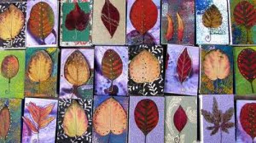 Matchboxes with Leaves  Design