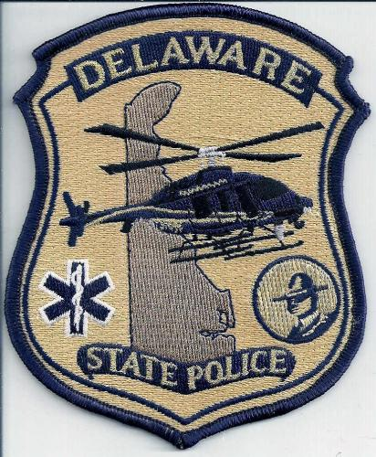 Delaware State Police Aviation, New 2007