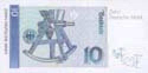 Germany,  Federal   Republic; 10 Deutsche Mark; Issue of 1991