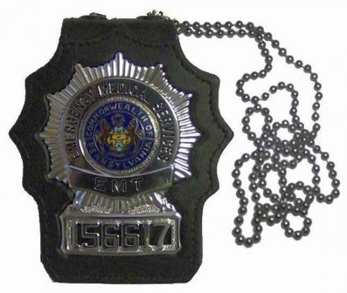 Badge Holder/ Leather Badge Holder Cases