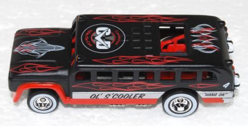 S'cooler club drag bus
