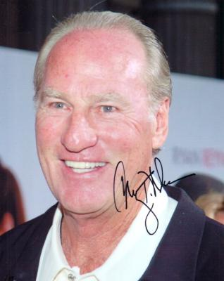Craig T. Nelson autographed 8x10 portrait photo