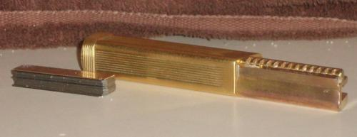 1933-1941 Schick Repeating Razor Type C2