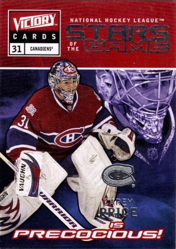 2009 VICTORY CAREY PRICE