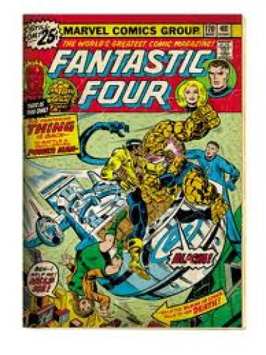 Comics; Marvel Comics Retro: Fantastic Four Family