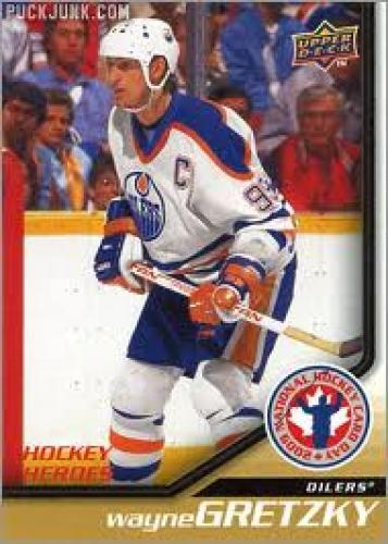 Wayne Gretzky; 2008-09 National Hockey Card Day