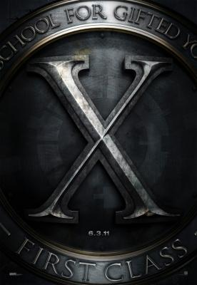 X-Men First Class mini teaser movie poster