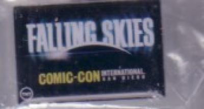 Falling Skies 2011 Comic-Con exclusive pin