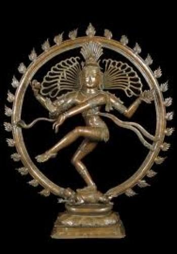 Antique Bronze Nataraja Statue 36