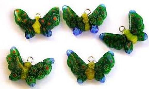 Crafts; Handmade Butterfly