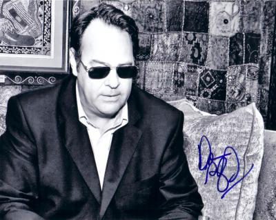 Dan Ackroyd autographed 8x10 photo