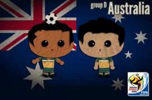 FIFA World Cup 2010 Postcards; Australia