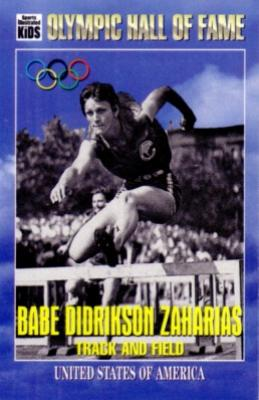 Babe Didrikson Zaharias Olympic Hall of Fame Sports Illustrated for Kids card
