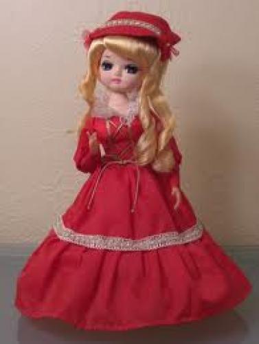 Bradley Musical Doll 1970's