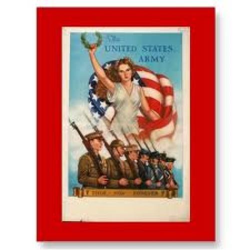 Postcards; WW1 Collectors Card 1917 US PROPAGANDA Postcard