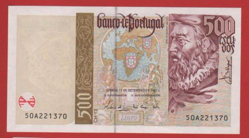 Portugal 500es 1997