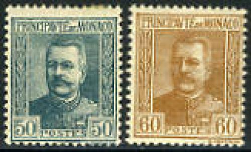Definitives 2v; Year: 1925
