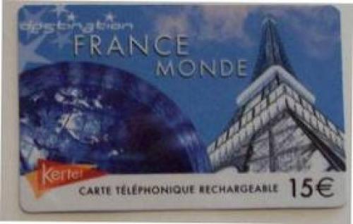 France Mode Phonecard