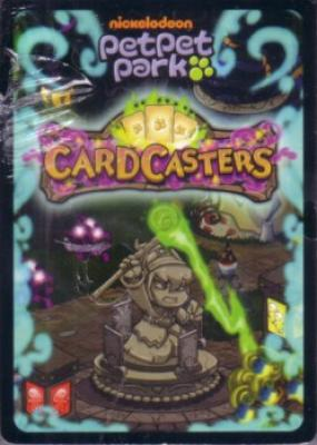 PetPet Park Cardcasters 2010 Comic-Con promo card pack