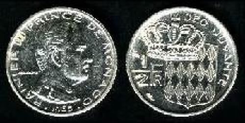 50 centimes 1965-1989 (km 145)