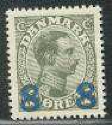 Overprint 1v