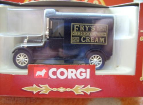 collectible mini metal car-retro