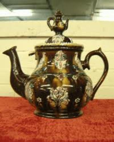 Decorative Antique Ceramic Bargeware