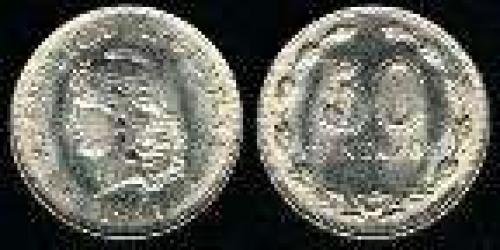 50 Centavos; Year: 1941-1988; (km 39); nickel