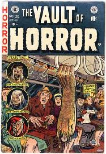 Comics; The Vault Of Horror