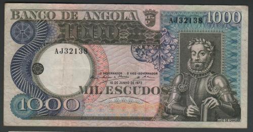 Angola 100es1973